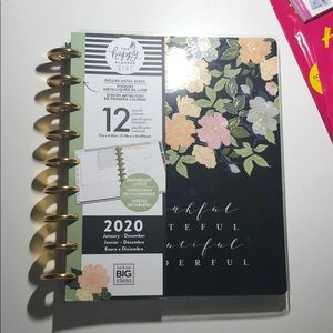 NWT 2020 HOMEBODY happy planner